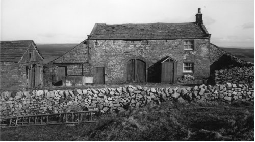 Hilltop Cottage around 1960